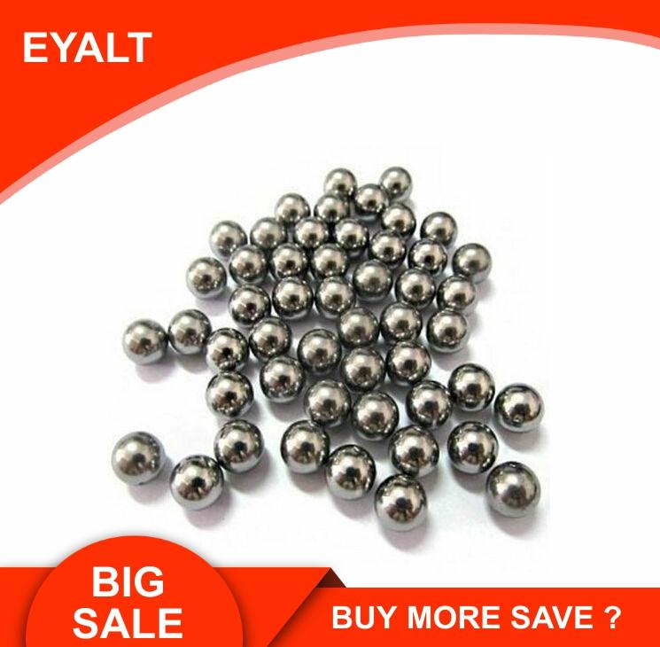 30PCS 12.7MM 1/2'  Inch Carbon Steel Balls For Hunting Slingshot Catapult Ammo Replacement SlingShot Accessories