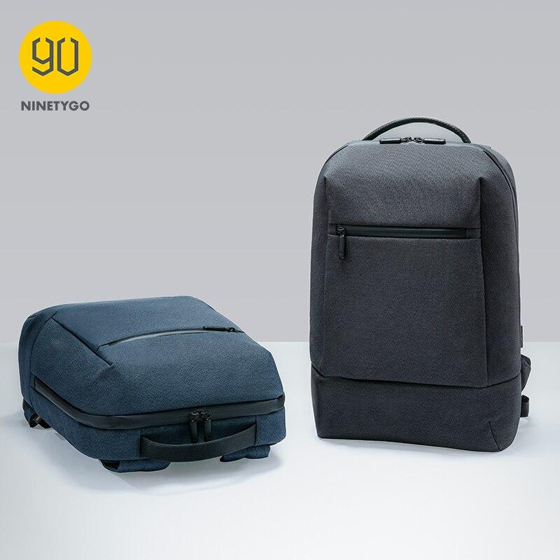 NINETYGO 90FUN SNAPSHOOTER Urban Backpack Business Bag Lightweight Splash-proof Men Laptop 15.6 Inch Portable Casual Bags