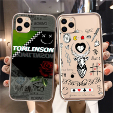 One Direction Harry Styles Louis Tomlinson Phone Case For iphone 12 11 Pro Max 8 7 6 Plus X XS MAX 5 SE2020 XR Soft Fundas Coque