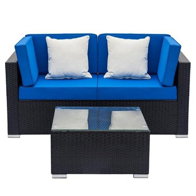Sofa Set & Coffee Table  1