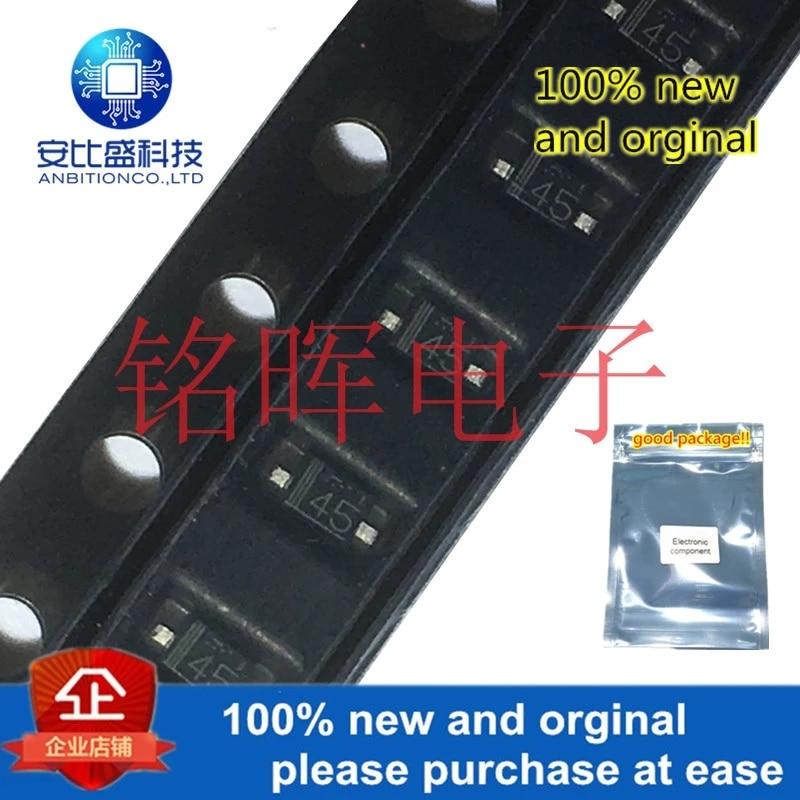 20pcs 100% New And Orgianl UDZS15B Silk-screen 45 SOD323 0805 In Stock