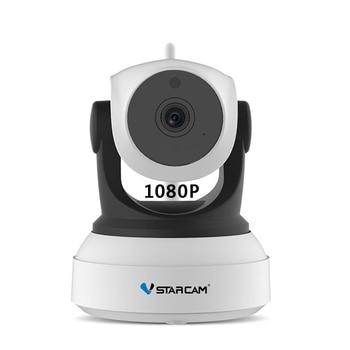 VStarcam C24S HD 2MP Wifi IP Camera Eye4 Web Cam PTZ 1080P CCTV Camera Wi fi SD card Ipcam Pet Wireless Night Vision P2P Onvif
