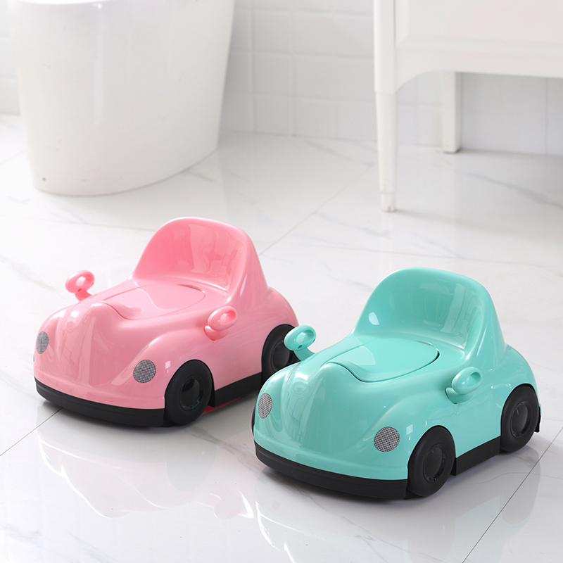 New Baby Potty Chair Toilet Car Shape Training Toilet Seat Children's Pot Kids Portable Toilet