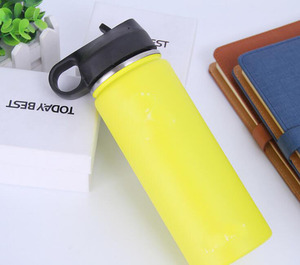 Image 3 - 320z/40oz solid single color Flask logoed Double Walled Vacuum Insulated Stainless Steel Water Bottle pls comment 32oz or 40oz