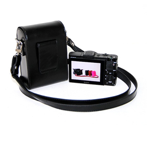 Image 5 - Túi Hộp Da Cho Sony ZV1 RX100II III VI V IV 7 6 5 4 3 RX100M6 RX100M5 RX100M4 RX100M3 RX100M7 Ốp Lưng Nikon Olympus
