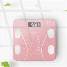 Electronic Body Fat Scale Smart BMI Scale LCD Display Wireless Weight Scale Bluetooth APP Support Android IOS Contact
