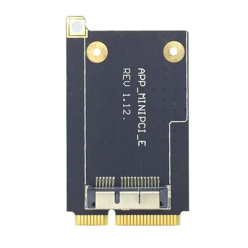 MINI PCI-E Adapter Converter To Wireless Wifi Card BCM94360CD BCM94331CD BCM94360CS2 BCM94360CS Module For Macbook Pro/Air