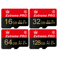 Tarjeta de memoria flash Original Clase 10, 64 gb, 128 gb, Micro MINI SD, 16gb, 32 gb, tarjeta TF para teléfono