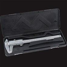 Штангенциркуль 0-150 мм 0-200 мм 0-300 мм 0,02 мм Высокоуглеродистая сталь металлический манометр микрометр измерительный инструмент из нержавеющей стали горка