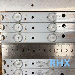 """Image 5 - 10 części/partia dla taśmy LED LED48D7 ZC14 01 30348007210 dla panelu LSC480HJ01 8 dla JVC LT 48C540 48 """"TV"""