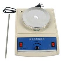 Stirrer Magnetic-Stirrer-Mixer with 2400 Rpm 220V Lab-Hot-Plate Heating Adjustable