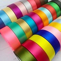 25 Yards/Roll Silk Satin Ribbons For Crafts Bow Handmade Gift Wrapping Christmas Wedding Decorative Ribbon 6/10/15/20/25/40/50mm