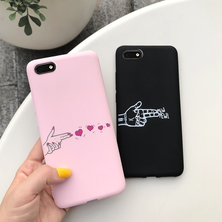 <font><b>Case</b></font> for <font><b>Huawei</b></font> Y5 <font><b>2018</b></font> <font><b>Case</b></font> <font><b>Huawei</b></font> Y5 Lite <font><b>2018</b></font> DRA-LX5 Soft Painted Colorful Silicone Cover For <font><b>Huawei</b></font> Y5 <font><b>Y</b></font> <font><b>5</b></font> Prime <font><b>2018</b></font> <font><b>Case</b></font> image