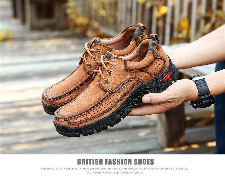 H3e4e07a21c90419ea030bb63bf8b1f95Q ZUNYU New Genuine Leather Loafers Men Moccasin Sneakers Flat High Quality Causal Men Shoes Male Footwear Boat Shoes Size 38-48