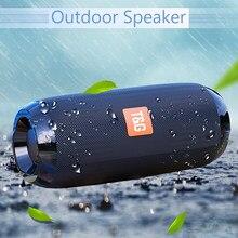 Caixa de som alto-falante bluetooth portátil à prova dwaterproof água rádio fm sistema de teatro em casa
