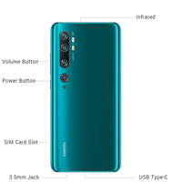 47 Global Version Xiaomi mi Note 10 6GB 128GB 108MP Penta Camera Snapdragon 730G octa-core mobile phone 6.47