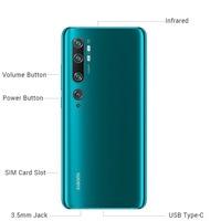 "47 Global Version Xiaomi mi note 10 6GB 128GB 108MP Penta Camera Smartphone Snapdragon 730G 5260mAh 30W fast 6.47 ""AMOLED screen (5)"