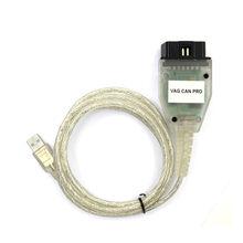 VAG CAN PRO BUS + UDS + k-line S.W versión 5.5.1 VCP escáner, versión 5.5.1 Vag pro CAN ODIS, novedad, envío gratis