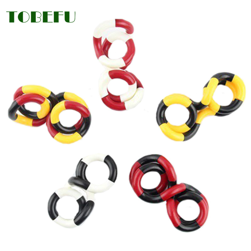 Fidget Toy Decompression-Toy Stress GXE Colorful Adult Kids Child Twist for Play Perfect img4