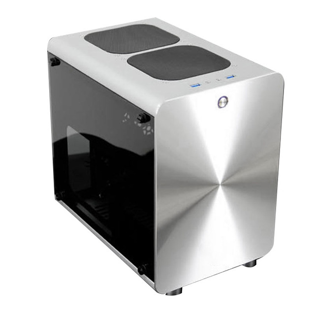 Q2 Itx Mini Case Horizontal Itx Enclosure PC Computer Cabinet Mini 2