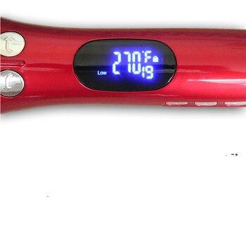 Automatische Rose-vormige LCD Krultang Multifunctionele Hair Curler Styling Tools Professionele Krulspelden Wand Waver Haar Krullend