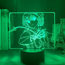 3d lampka nocna Anime Hunter X Hunter dla dzieci dekoracja sypialni dla dzieci Manga prezent Hunter Nightlight Dropshipping X Hunter lampka nocna tanie tanio NoEnName_Null Night Light cartoon CN (pochodzenie) Noc światła Z tworzywa sztucznego Żarówki led Touch 110 v 220 v Suche baterii