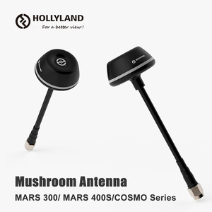 Image 2 - Hollyland Mushroom Antenna for hollyland MARS 300 MARS 400S COSMO Series Wireless Transmission System Antenna Accessories