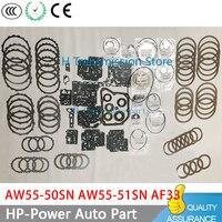 AW55 50SN AW55 51SN AF33 Automatische Übertragung Überholung Kit Für Volvo Saab Opel Chevrolet auf