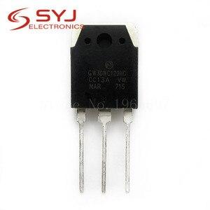 5pcs/lot GW30NC120HD STGW30NC120HD TO-247 IGBT 1200V 60A new original In Stock