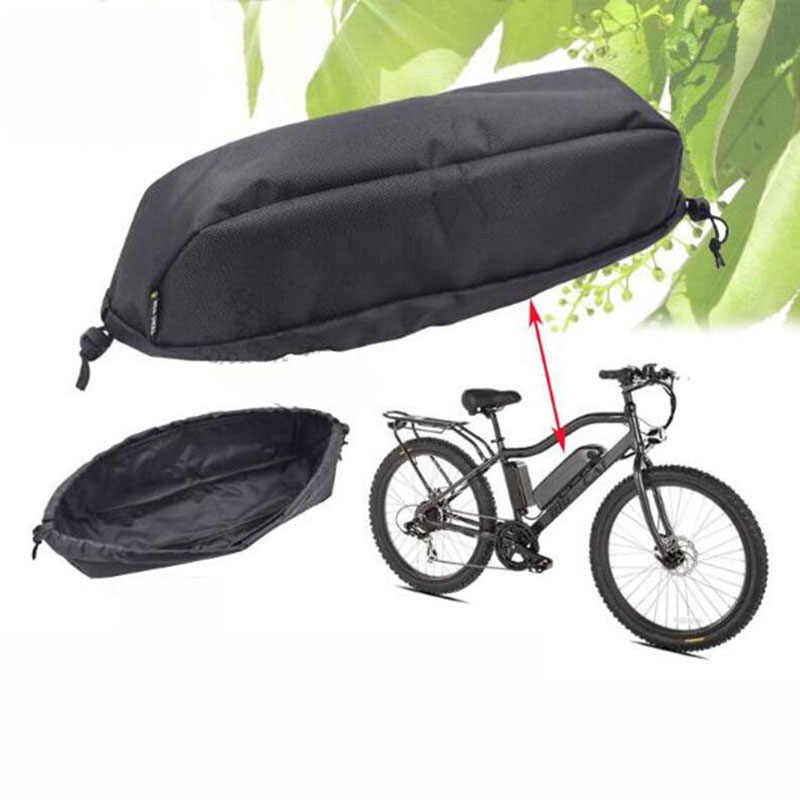 Details about  /New Waterproof Battery Bag Dustproof Frame Cover for Hailong eBike Battery Pack