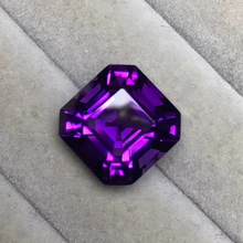 Natural Amethyst beautiful Violet 8ct Specifications 12*12*8.7mm