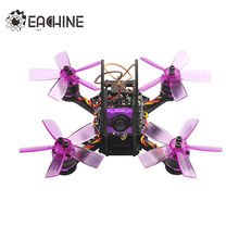 Eachine Lizard95 95mm F3 FPV Racer 4 in 1 10A ESC OSD 5.8G 48CH 25MW / 100MW VTX 600TVL Camera 3S RC Racer RC Quadcopter BNF Toy(China)