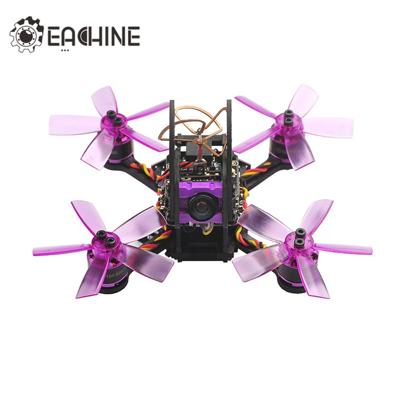 Eachine Lizard95 95mm F3 FPV Racer 4 in 1 10A ESC OSD 5.8G 48CH 25MW / 100MW VTX 600TVL Camera 3S RC Racer RC Quadcopter BNF Toy image
