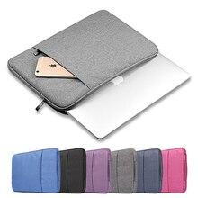 Housse pour ordinateur portable sacoche pour Macbook Air Pro 2020 16 15 13 14 11 12 15.6 pouces Mac Book Xiaomi HP Lenovo ordinateur portable iPad accessoires