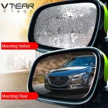 Vtear For Mazda 3 CX5 CX 5 CX 3 CX 9 Mazda 6 Car Rearview Mirror Anti fog Rainproof Protective Transparent Film Auto Accessories
