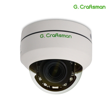 Telecamera IP POE Mini PTZ da 5mp Dome H.265 Indoor 2.8 12mm 4X Zoom ottico IR 45M P2P CCTV sicurezza Onvif impermeabile G. Artigiano