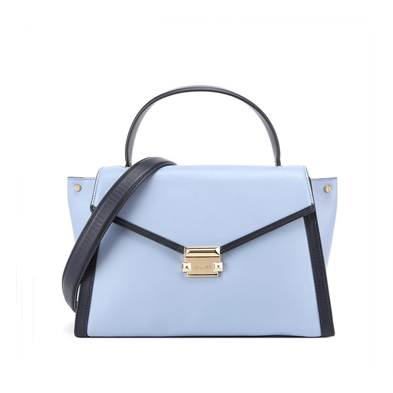 Famous Brand Women Handbags Genuine Leather Black Tote Bag For Female Fashion Cross Body Bag Ladies Shoulder Handbag