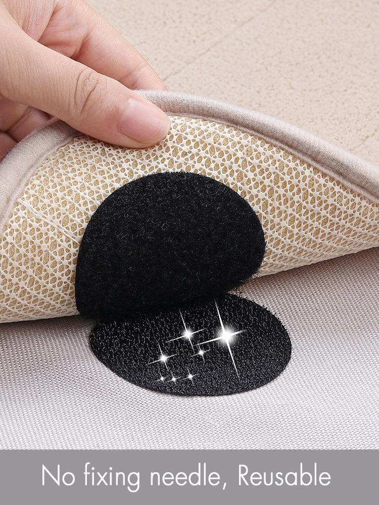 Household Sofa Cushion Bedsheet Anti-slip Fixed Anchor Buckle Affixed Chair Desk Antiskid Sticker