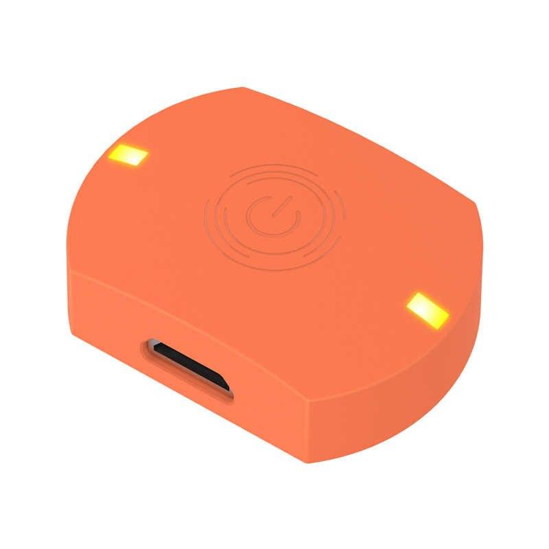 2.0 Intelligent Badminton Trainer Sensor Smart Badminton Sensor Tracker Badminton Racket Motion Analyzer Compatible Android IOS
