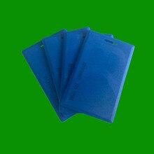 EM4100 carta spessa RFID a lunga distanza, 125khz sola lettura a conchiglia, carta spessa 125khz
