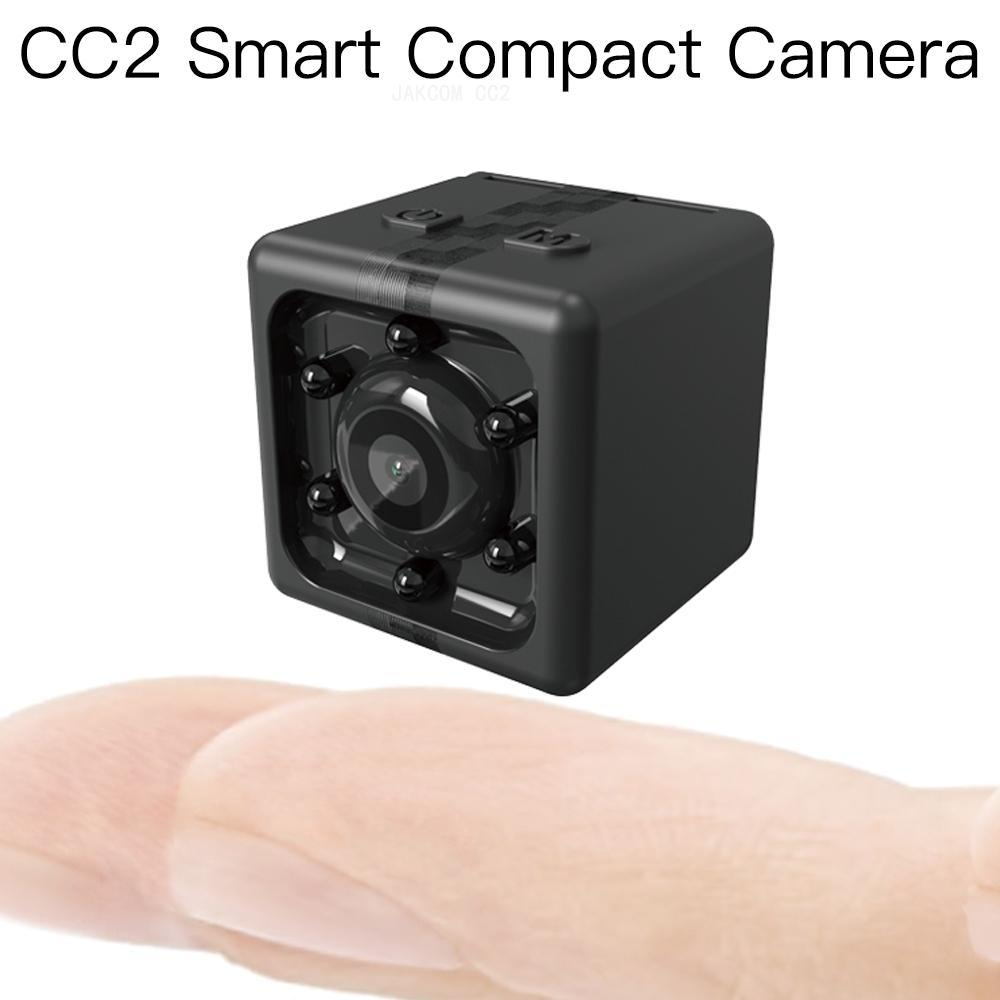 JAKCOM CC2 Smart Compact Camera Hot sale in Mini Camcorders as fastrack smart watch filmadoras mini camera