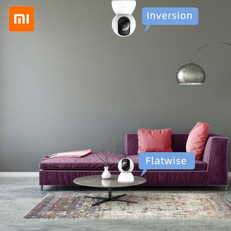 Xiaomi Mijia Mi 1080P IP Smart Camera 360 Angle Wireless WiFi Night Vision Video Camera Webcam Camcorder Protect Home Security 2