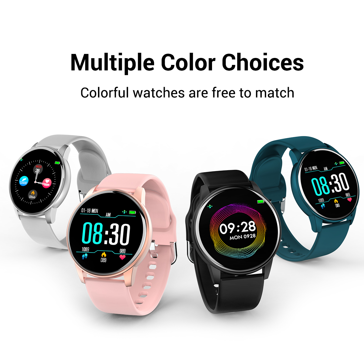 multi-feature smartwatch