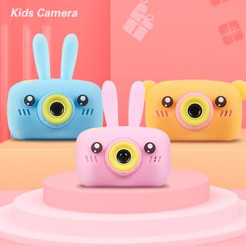 Aparat fotograficzny dla dzieci aparat cyfrowy HD 2 #8222 aparat fotograficzny dla dzieci aparat fotograficzny zabawki prezent urodzinowy zabawki edukacyjne dla dzieci aparat fotograficzny dla dzieci tanie i dobre opinie oeny 2x-7x CN (pochodzenie) Brak Hd (1280x720) 4 3 cali 18-55mm 10 0-20 0MP Karty SD Ekran HD 2 -3 Zdjęcie JPEG Wideo AVI Audio WAV
