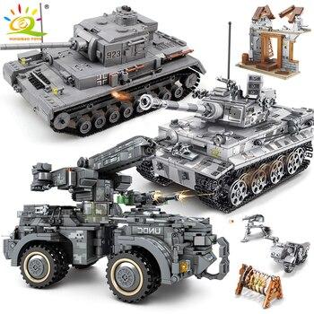 HUIQIBAO série militaire grand Panzer r