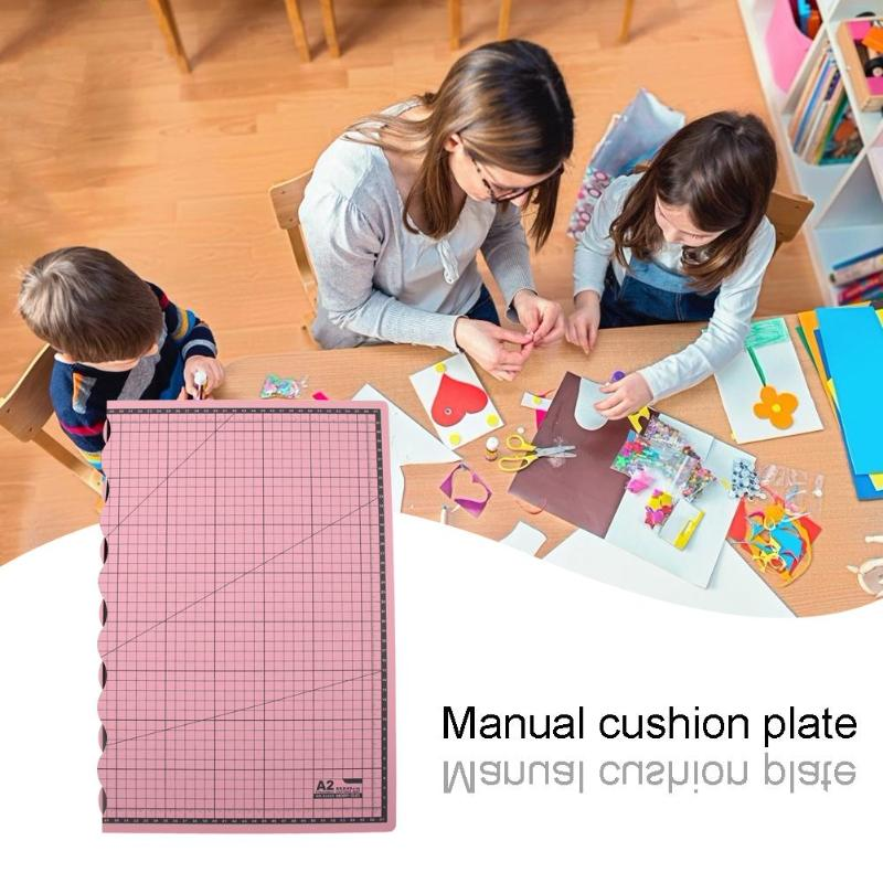 DIY A3 A2 PVC Sewing Cutting Mat Self-healing Durable Professional Non-slippery Foldable Handmade Patchwork Tools