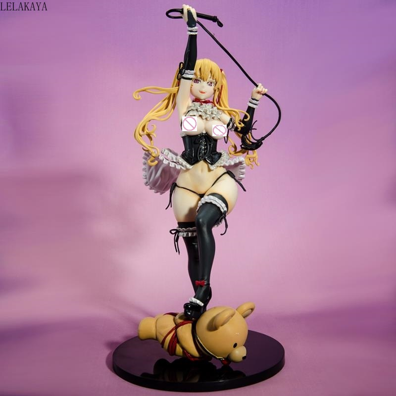 New Native Mana Koizuka Rocketboy The Succubus Kurone Asanagi Whip Demon Sexy Girls Anime PVC Action Figure Model Gift Lelakaya