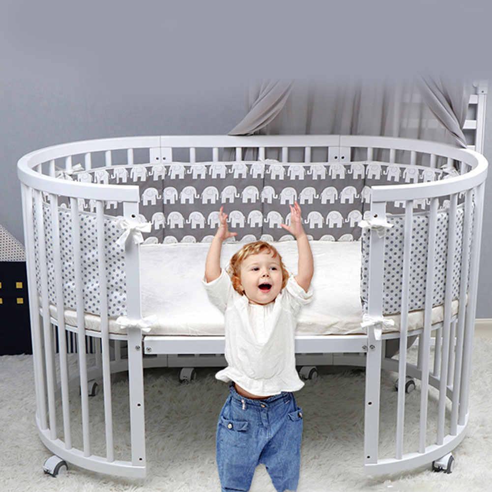 Kussen Kussens Cot Protector Slapen Accessoires Pasgeboren Baby Zachte Kids Home Decor Gevulde Pop Bed Bumper Comfortabele