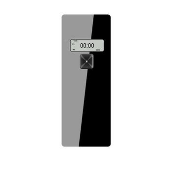 2019 inteligentny lcd zapach opryskiwacz dozownik aerozoli automatyczny odświeżacz powietrza czarna powłoka garnitur dla 300ml perfumy może tanie i dobre opinie NoEnName_Null Pompy Opryskiwacze Z tworzywa sztucznego BFY-8112 size 85*85*240mm color Black toilet perfume dispenser home air freshener