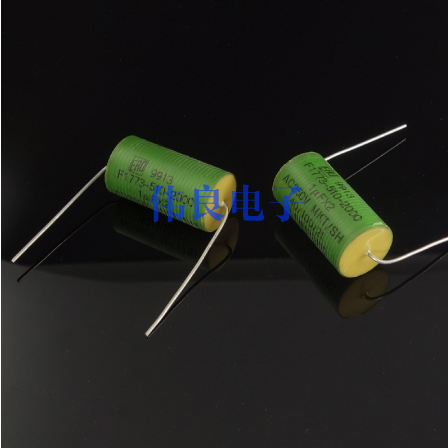 Japan nichicon FW series 25v <font><b>2200uf</b></font> <font><b>audio</b></font> electrolytic capacitor Size: 12.5mm * 25mm in diameter Brand: Nichicon Origin: Jap image
